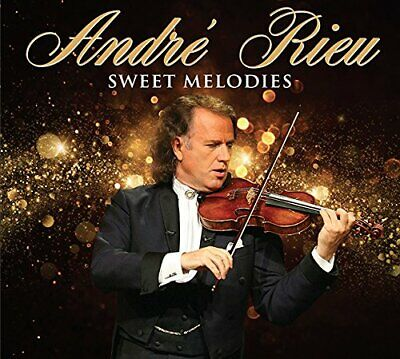 1866263 791980 Audio Cd Andre' Rieu: Sweet Melodies (3 Cd)