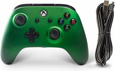 wired controller- PowerA, for XBOX ONE enhanced Emerald Fade