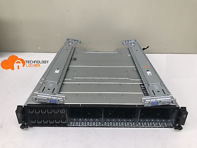 Dell Compellent SC220 2U Expansion Enclosure with Rack Mount Rails