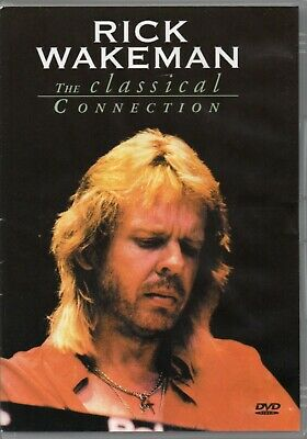 Rick Wakeman DVD The Classical Connection Brand New Sealed
