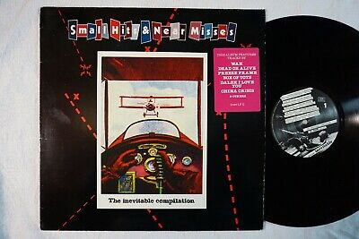 VARIOIUS: SMALL HITS/NEAR MISSES German LP Dead or Alive/China Crisis/SYNTH WAVE