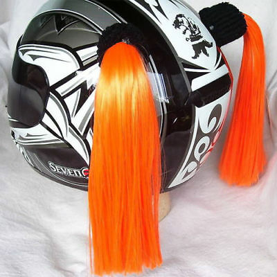 Helmet Hair 14 each .. Pair Motorcycle