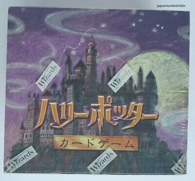 New Harry Potter Trading Card Game booster BOX 36 packs Japanese version