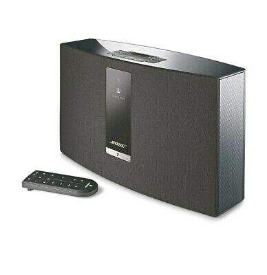 Bose SoundTouch 20 Series III Wireless Speaker System - Black - New & Sealed