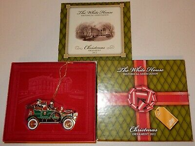 White House Historical Association 2012 Christmas Ornament