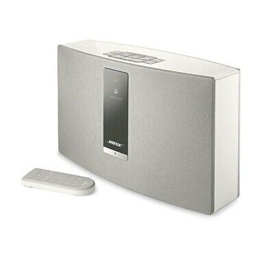 Bose SoundTouch 20 Series III Wireless Speaker System - White - New & Sealed