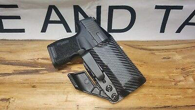 For SIG P365 Kydex Appendix IWB Holster ** Ready to Ship**BCF**AIWB** S/C