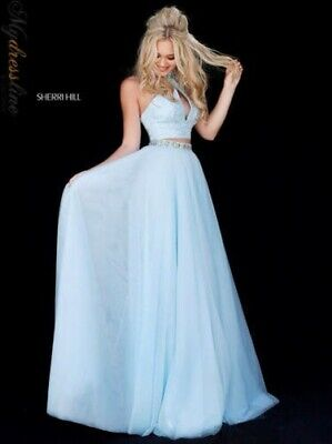 Sherri Hill 51910 Long Evening Dress ~LOWEST PRICE GUARANTEE~ NEW Authentic Gown