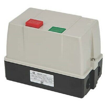 Hylec Dms1-12D/S Automatic Dol Electric Motor Starter 7.5Kw -- Dms1-12D