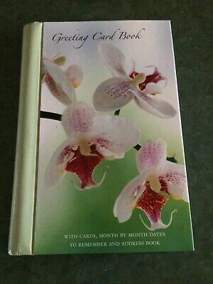 Ken Fin Greeting Card and  Address Book