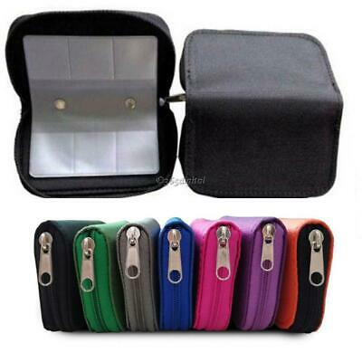 Memory Card Storage Carrying Pouch Case Holder For CF/SD/SDHC/MS/DS 35DI
