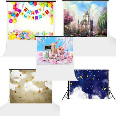 Birthday Party Theme Photo Backdrop Studio Video Photography Backgrounds 35DI