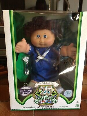 Cabbage Patch Doll 25th Anniversary Edition
