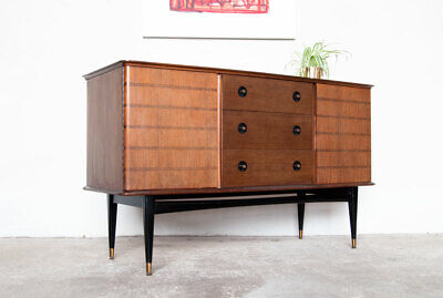 A Mid Century Modern Sideboard By Wrighton Vintage Retro 60'S  Delivery Option