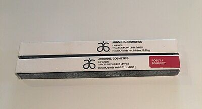 Arbonne Posey Lip Liner x 2 Make-up New