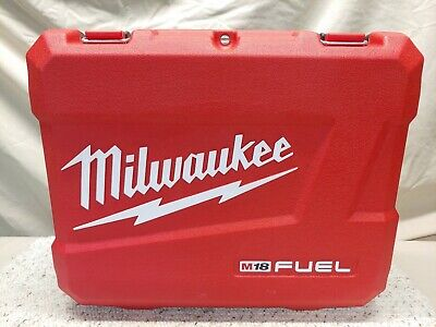 Milwaukee•Empty Case For 2767-22 M18 Fuel High Torque 1/2-Inch Impact Wrench•New