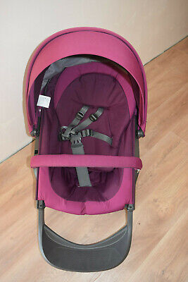 STOKKE Xplory, Trailz & Crusi Kinderwagensitz | Farbe Purple