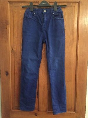 River Island boys blue jeans - age 11 years - worn a couple of times