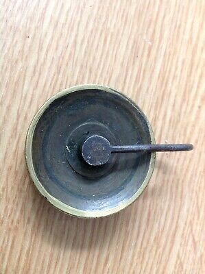 Antique Clock Wheel Pulley From Clockmakers Spare Parts 40mm Diameter