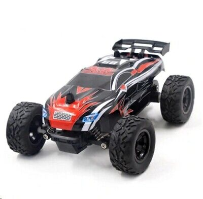 Motors Drive High Speed Racing Remote Control Car Toy 2.4G RC Electric Toys