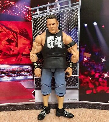 WWE Mattel figure ELITE Defining Moments JOHN CENA THUGANOMICS KID toy Wrestling