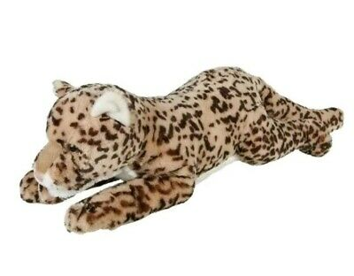 Ravensden Leopard 60cm Big Cats Large Soft Toy Animal OFFICIAL gift idea NEW
