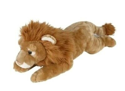 Ravensden Lion 60cm Big Cats Large Soft Toy Animal OFFICIAL gift idea NEW