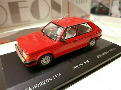 Simca Horizon 1/43 ODEON 10