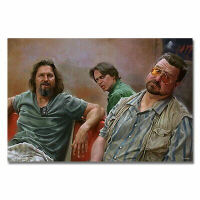 80972 The Big Lebowski Classic Wall Print POSTER Affiche