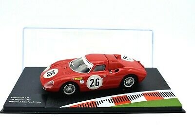 Modellini Auto Ferrari Racing Collection Scala 1/43 Diecast Ixo 250 Lm Daytona