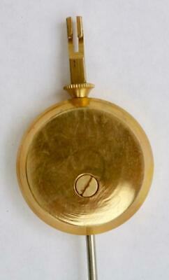 New In Packaging Brass Replacement Pendulum For Antique Clock