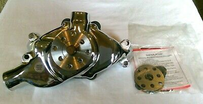 Extra Flow Short Water Pump SBC Tuff Stuff 1354NB Water Pump