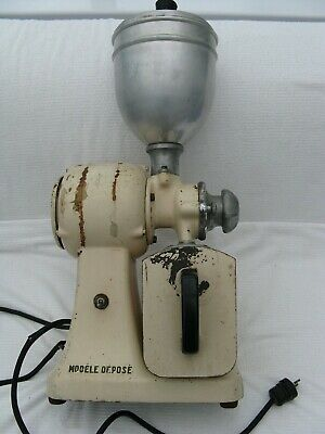 Coffee Grinder - Commercial Catering Heavy Duty - Working, need TLC. VINTAGE.