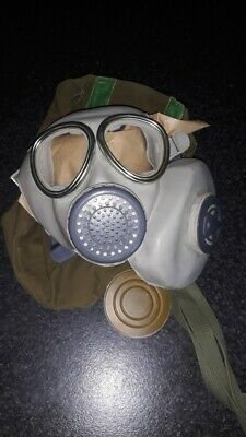 RARE Chinese/Vietnamese Type-65 Gas Mask/Respirator (FULL KIT)