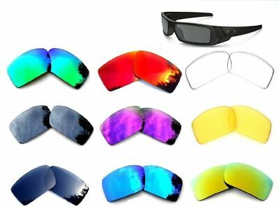 Galaxy Replacement Lens For Oakley Gascan Sunglasses Multi-Color,SPECIAL OFFER!