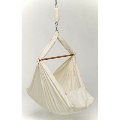 Natures Sway baby hammock -like new