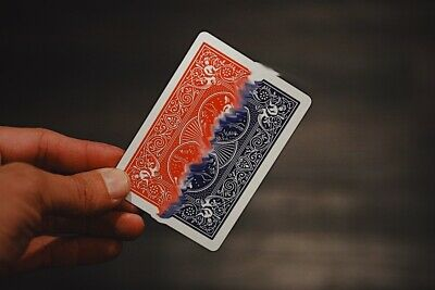 Flap Card Gimmick (Acrobatic Cards)