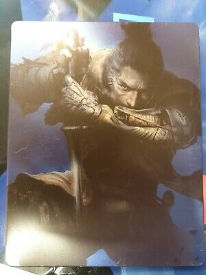 Sekiro Shadows Die Twice Steelbook (No Game)