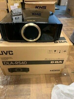 JVC DLA-RS40U LCoS Projector only for parts