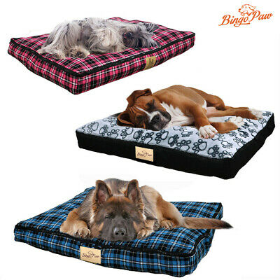 Dog Paw Extra Large Pet Bed Mattress Soft Cushion Super Plush Dog Bed Supplies