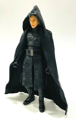 PB-KYLO-C: Hooded Wired cape for Star Wars Black Series Kylo Ren (No Figure)
