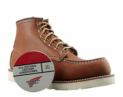 Red Wing Heritage All Natural Leather Conditioner 3 oz. (85g) 97104