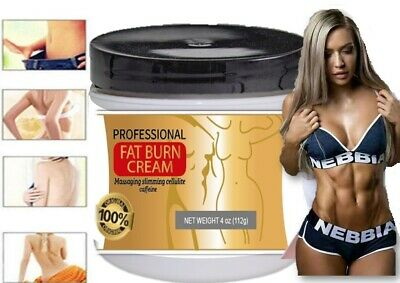 Hot Cream Cellulite Treatment – Belly Fat Burner for Women and Men 100% NATURAL