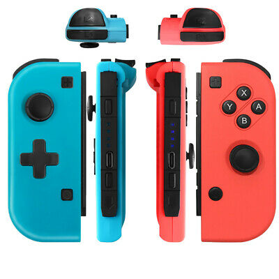 Wireless Game Controllers Console Gamepad for Nintendo Switch/Lite Joy-Con (L/R)
