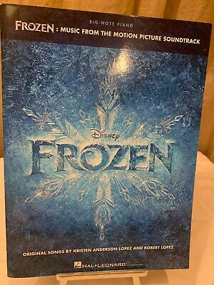 Into the Unknown from Frozen II Easy Piano Sheet Music Easy Piano 000329948