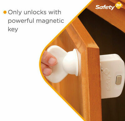 Safety 1st HS132 (HS1320500)  Complete Magnetic Locking System