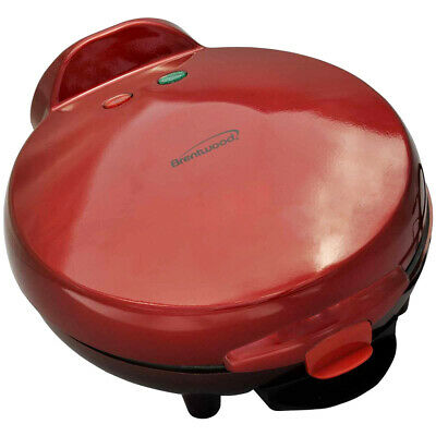 Brentwoodr Appliances Ts-120 Red Quesadilla Maker