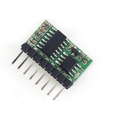 DC Motor Driver Module Low Level Trigger Forward Reverse Controller 1A Selflock