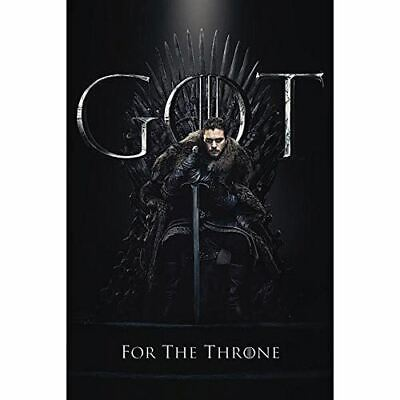 Game Of Thrones Maxi Poster 61cm x 91.5cm PP34200-422 Winter is Here - Jon