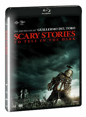 Scary Stories To Tell In The Dark  Blu-Ray+Dvd